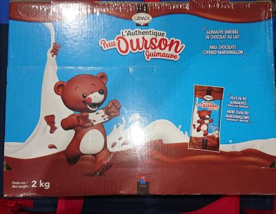 PETIT OURSON(プチウルソン)チョコレートカバードマシュマロ2kg
