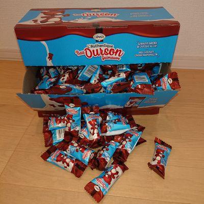 (名無し)さん[4]が投稿したPETIT OURSON(プチウルソン)チョコレートカバードマシュマロ2kgの写真