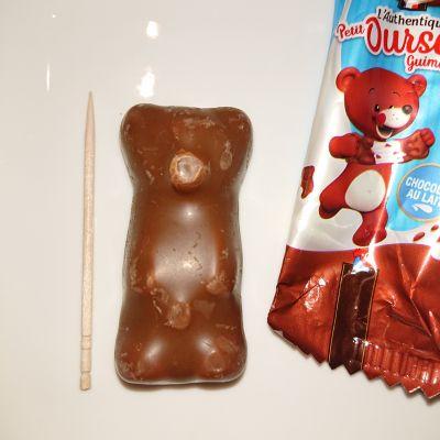 (名無し)さん[5]が投稿したPETIT OURSON(プチウルソン)チョコレートカバードマシュマロ2kgの写真