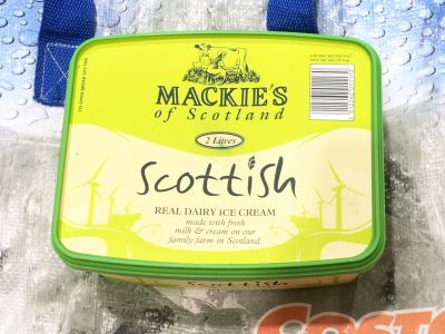 MACKIE'S マッキーズ  スコティッシュミルクアイスクリーム