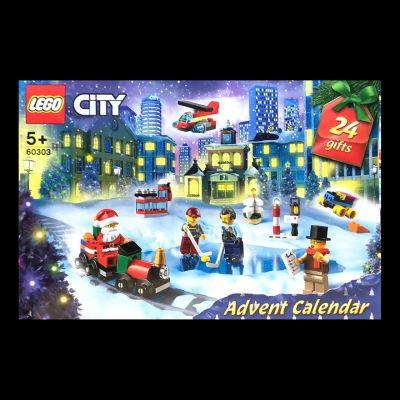 LEGO CITY レゴシティ アドベントカレンダー