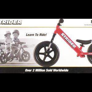 STRIDER ストライダー 12インチ クラッシック バランスバイク