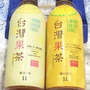 台湾果茶 レモン&パイナップル