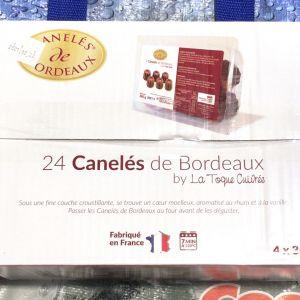 La Toque Cuivrée ラトークキュイーヴリ カヌレ ド ボルドー