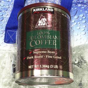 カークランド コロンビアンコーヒー