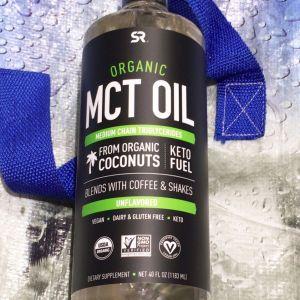 オーガニック (有機) MCTオイル 中鎖脂肪酸油