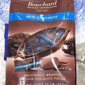 BOUCHARO プシャーロ ベルギーミルクチョコレート ナポリタン