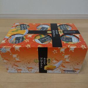 雪印メグミルク アジア茶房 濃厚あふれるマンゴープリン  6個入り×2