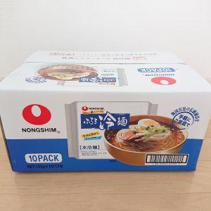 NONGSHIM ふるる冷麺 10PACK