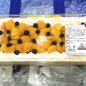 カークランド マンゴースコップケーキ