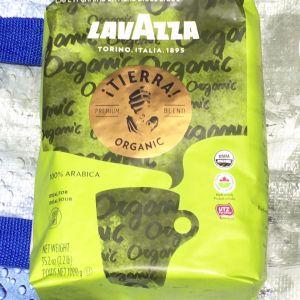 LAVAZZA ラバッツァ オーガニックティアラホールビーン