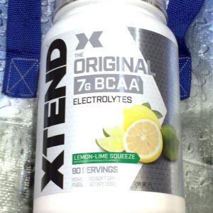 XTEND THE ORIGINAL BCAAレモンライムスクイーズ