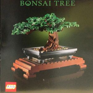 レゴ 盆栽
