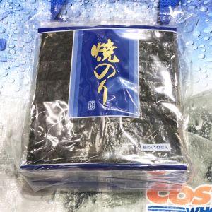 大沢海苔店 有明海産 焼海苔 10枚×10袋