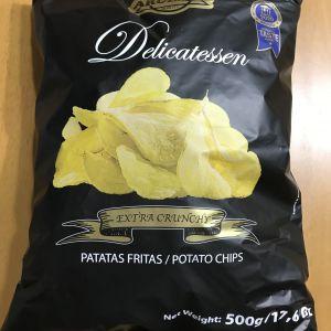 PAPAS ARGENTE パパス アルヘンテ デリカテッセン ポテトチップス