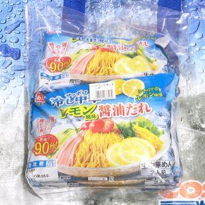 伊藤ハム 菊水サッポロ冷やし中華 レモン風味醤油