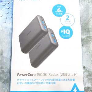 ANKER アンカー モバイルバッテリー