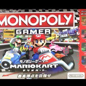 モノポリー ゲーマーマリオカート/チーターズエディション