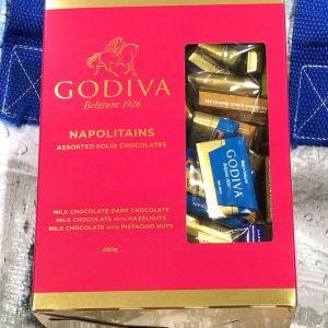 ゴディバ ナポリタンズ チョコレート