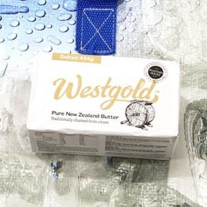 ムラカワ ウェストゴールドバター(有塩/無塩)