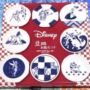 ディズニー 豆皿