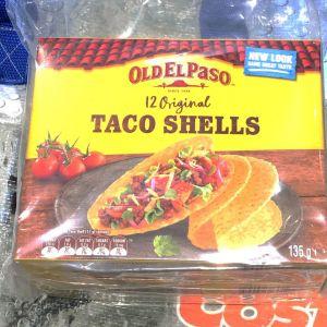 オールド・エルパソ メキシカンフード タコスキット/タコスシェル