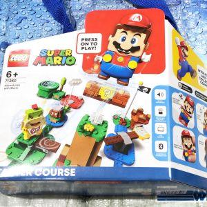 レゴ スーパーマリオ マリオ/ルイージと冒険のはじまりスターターセット