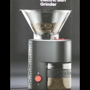 BODUM ボダム ビストロ コーヒーグラインダー